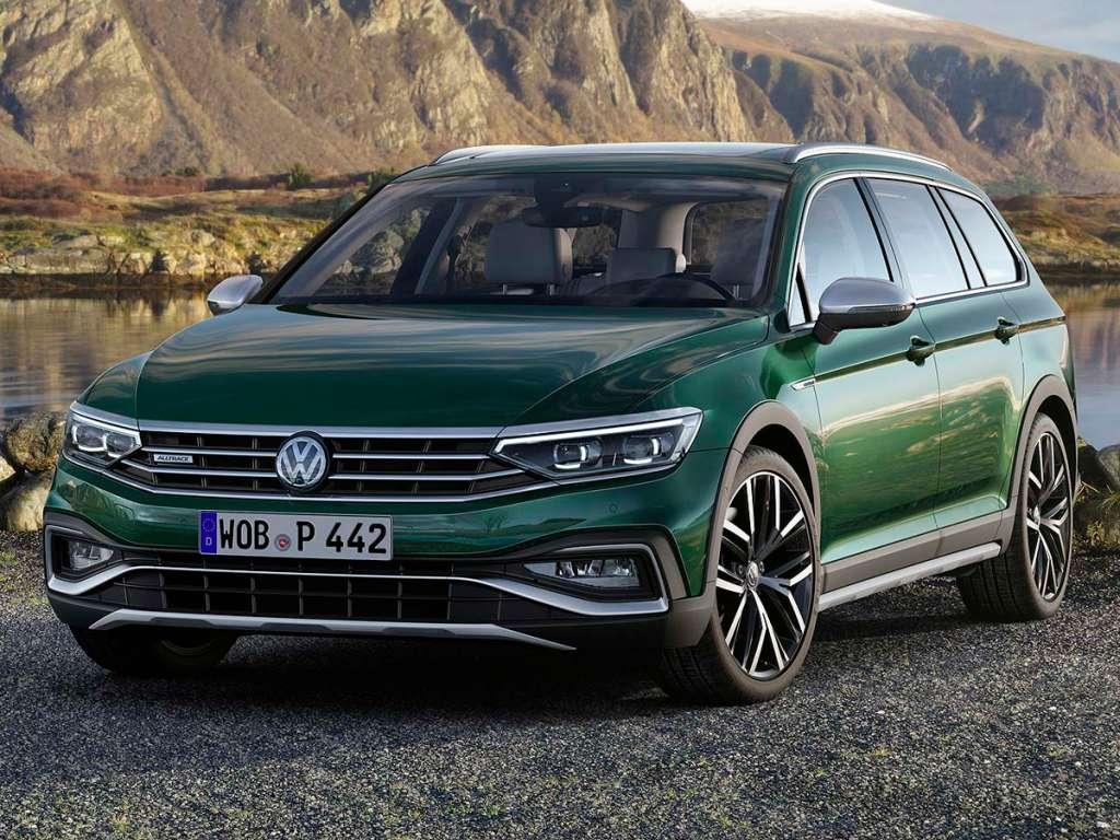 Volkswagen Passat GTE Precio Alltrack
