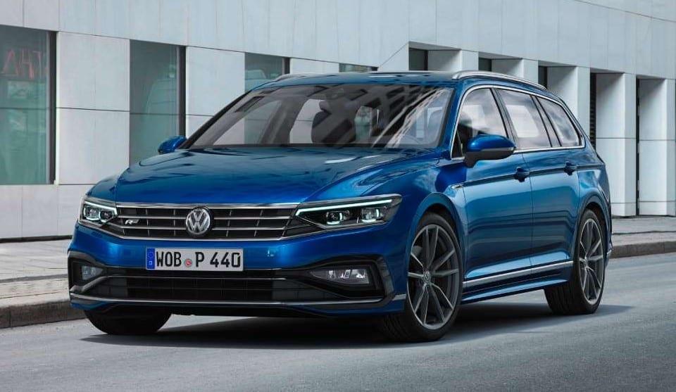 Volkswagen Passat GTE Precio Variant