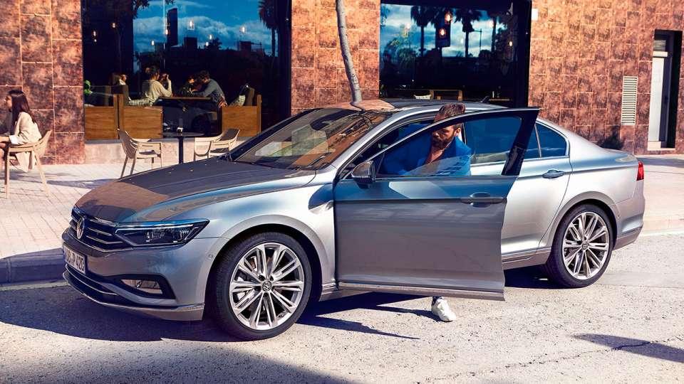 Volkswagen Passat GTE Precio nuevo